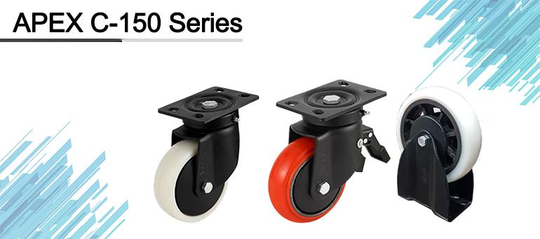 Caster Wheel Manufacturer, Caster Wheel Supplier, Caster Wheels